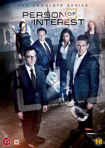 Person of Interest: The Complete Series 28-DVD Boxset