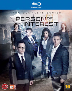 Person of Interest: The Complete Series 19-Disc Boxset