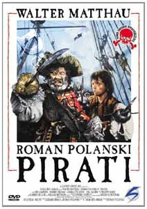 Pirates (1986)  (DVD)