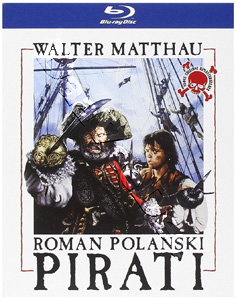 Pirates ( 1986 ) (Blu-Ray)