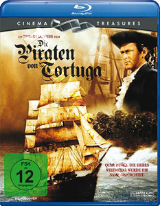 Pirates of Tortuga (Blu-Ray)