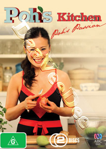 Poh's Kitchen: Poh's Passion 2-DVD Set