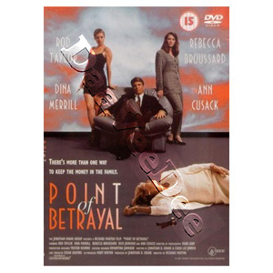 Point of Betrayal (DVD)