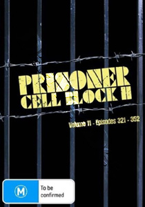 Prisoner: Cell Block H (Vol. 11 Ep. 321-352) - 8-DVD Box Set