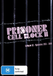 Prisoner: Cell Block H (Vol. 12 Ep. 353-384) - 8-DVD Box Set