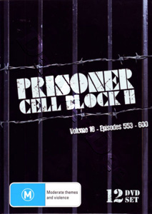 Prisoner: Cell Block H (Vol. 18 Ep. 553-600) - 12-DVD Box Set