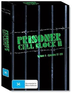 Prisoner: Cell Block H (Vol. 4 Ep. 97-128) - 8-DVD Box Set
