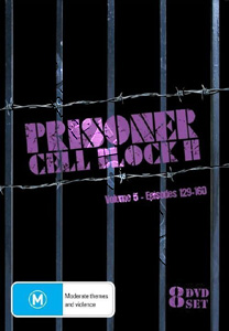 Prisoner: Cell Block H (Vol. 5 Ep. 129-160) - 8-DVD Box Set