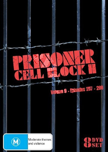 Prisoner: Cell Block H (Vol. 9 Ep. 257-288) - 8-DVD Box Set