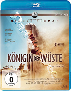 Queen of the Desert (2015) (Blu-Ray)
