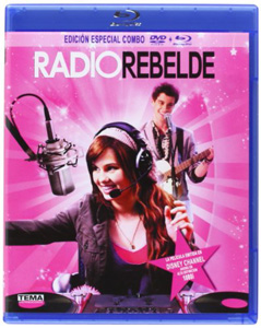 Appelez-moi DJ Rebel ( Radio Rebel ) (Blu-Ray)