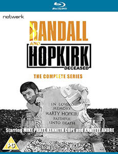 Randall and Hopkirk (Deceased) (1969) - Complete Series - 6-Disc Box Set (Blu-Ray)
