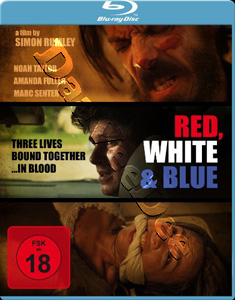 Red White & Blue (Blu-Ray)
