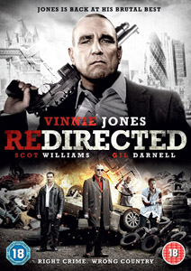Redirected (2014) (DVD)