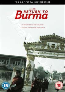 Return to Burma (DVD)