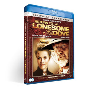 Return to Lonesome Dove - 2-Disc Set (Blu-Ray)