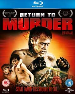 Return to Murder (2011) (Blu-Ray)