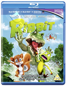Ribbit (2014) (Blu-Ray)