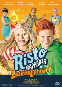 Ricky Rapper and the Slippery Lennart (DVD)