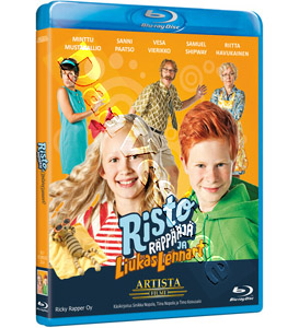 Ricky Rapper and the Slippery Lennart (2014) (Blu-Ray)