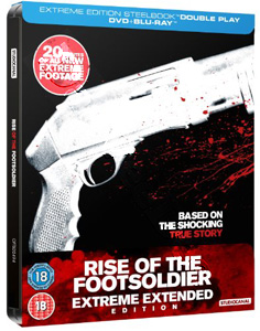 Rise of the Footsoldier ( 2007 ) (Blu-Ray)