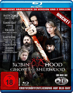 Robin Hood: Ghosts of Sherwood (Blu-Ray)