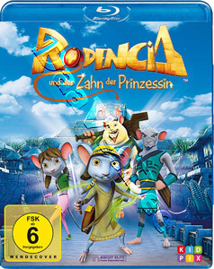 Rodencia and The Princess Tooth (2012) (Blu-Ray)