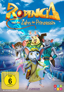 Rodencia and The Princess Tooth (DVD)