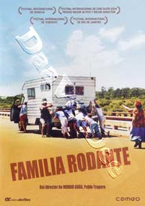 Rolling Family (DVD)