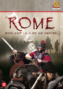 Rome: Rise and Fall of an Empire - 4-DVD Box Set (DVD)