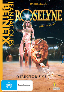 Roselyne and the Lions (DVD)