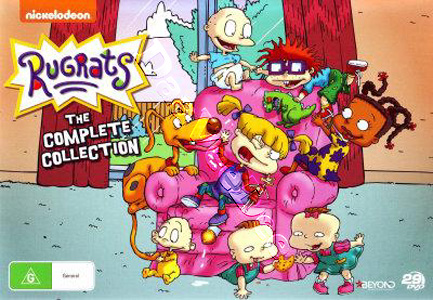 Rugrats Complete Collection 29-DVD Boxset