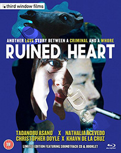 Ruined Heart: Another Lovestory Between a Criminal & a Whore (Blu-Ray)