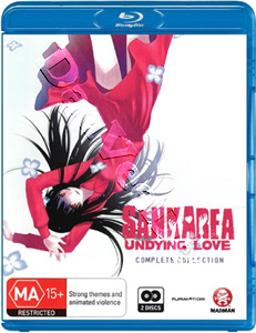 Sankarea: Undying Love: Complete Collection (Blu-Ray)