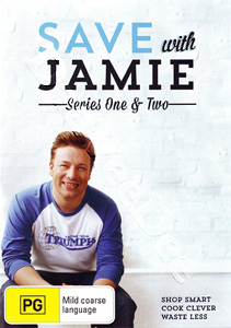 Save with Jamie Series 1 & 2 - 4-DVD Set (DVD)