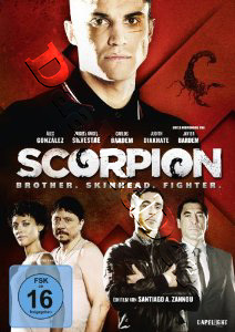 Scorpion: Brother. Skinhead. Fighter. ( Scorpion in Love ) (DVD)