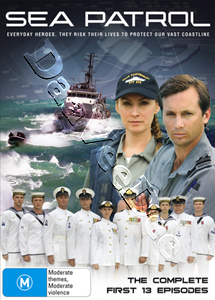 Sea Patrol - Series One - 4-DVD Set (DVD)
