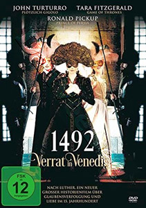 1492 - Verrat in Venedig ( Secret Passage (2004) ) (DVD)