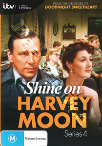 Shine On Harvey Moon (Series 4) - 2-DVD Set