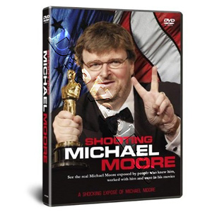 Shooting Michael Moore (DVD)
