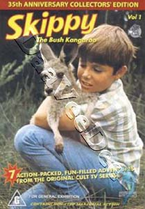 Skippy The Bush Kangaroo - Volume 1 (DVD)