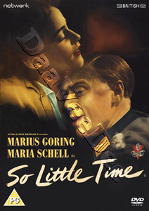 So Little Time (DVD)
