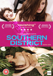 Southern District (DVD)