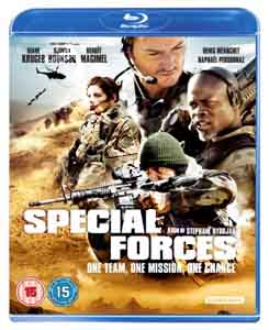 Special Forces (2011) (Blu-Ray)