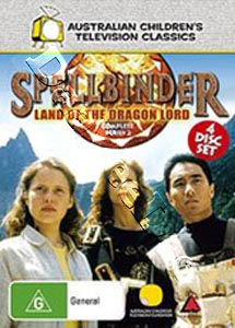 Spellbinder: Land of the Dragon Lord - Complete Series 2 - 4-DVD Set (DVD)
