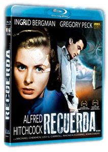 Spellbound (1945)  (Blu-Ray)