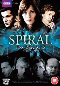 Spiral (Series 2) - 2-DVD Set (DVD)