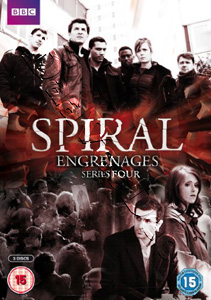 Spiral (Series 4) - 3-DVD Set (DVD)