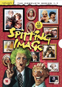Spitting Image - Complete Series (1-7) - 11-DVD Box Set (DVD)