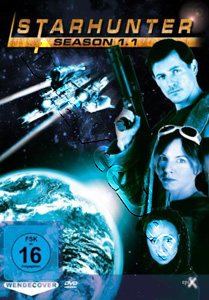 Starhunter - Season 1 (Ep. 1-11) - 2-DVD Set (DVD)